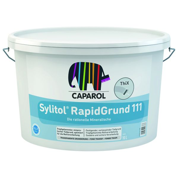 CAPAROL SYLITOL Rapidgrund 111